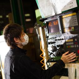 機械部品 マシニング加工
